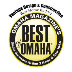 Vantage Best of Omaha Builder